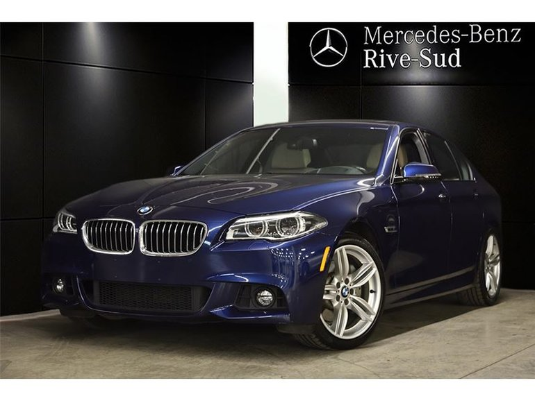 2016 BMW 535i XDrive NAVIGATION