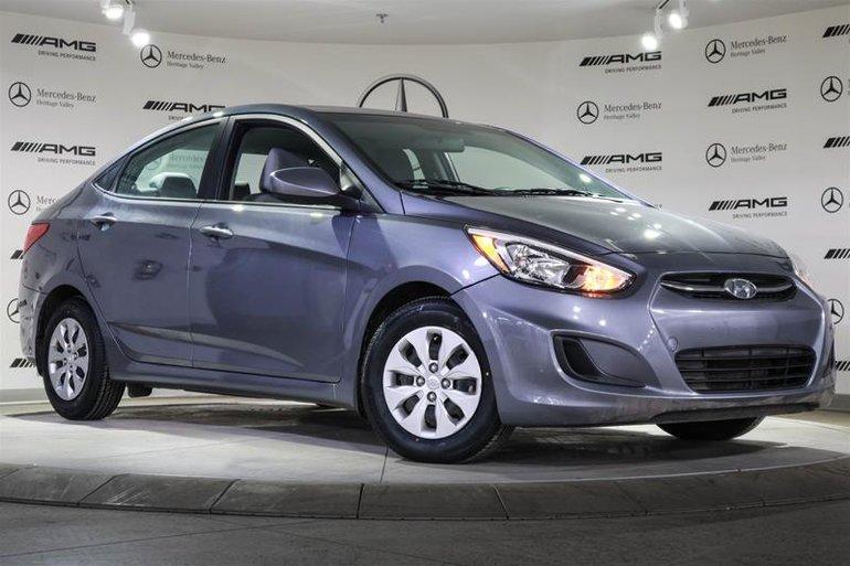 2016 Hyundai Accent (4) LE