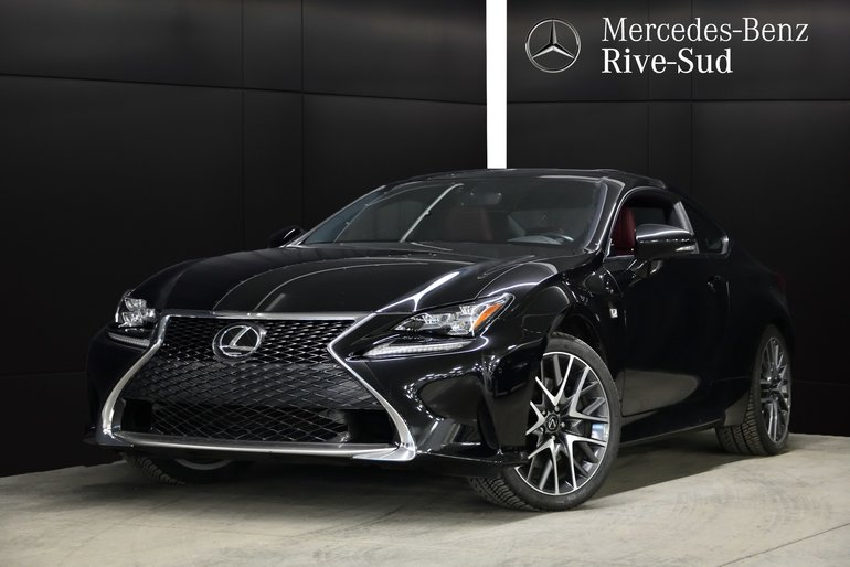 2016 Lexus RC 350 RC350 FSport, SIEGES VENTILÉS, NAVIGATION