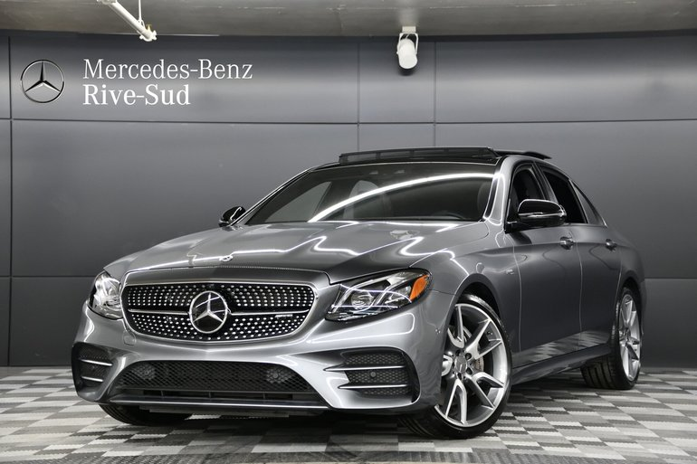 2019 Mercedes-Benz AMG E 53 4MATIC, CAMERA 360