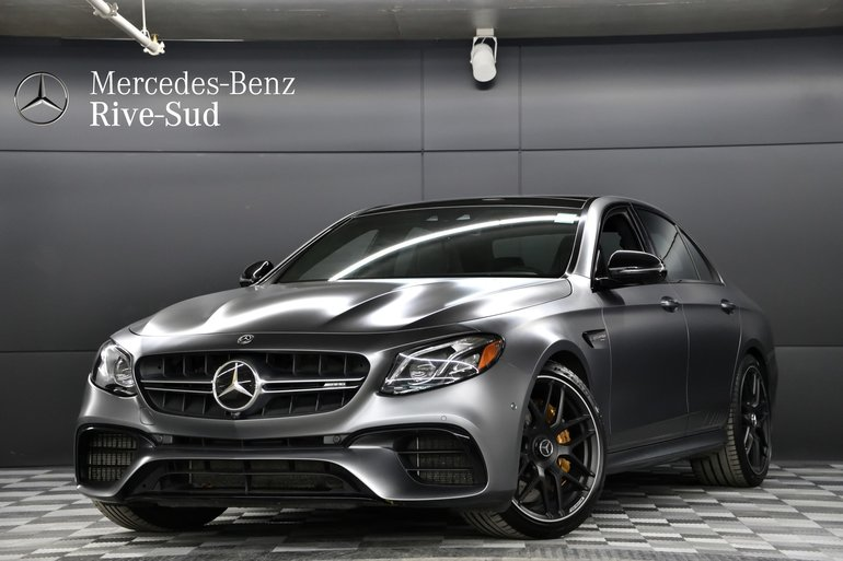 2018 Mercedes-Benz AMG E 63 S 4MATIC, EDITION 1 !