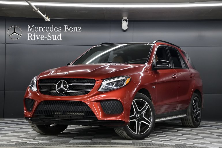 2018 Mercedes-Benz AMG GLE 43 4MATIC, ENSEMBLE NUIT/ NIGHT PACKAGE