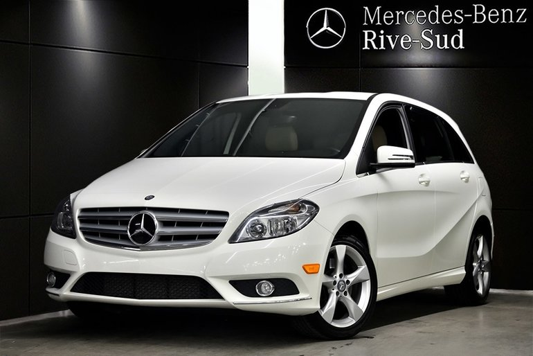 2014 Mercedes-Benz B-Class Sports Tourer
