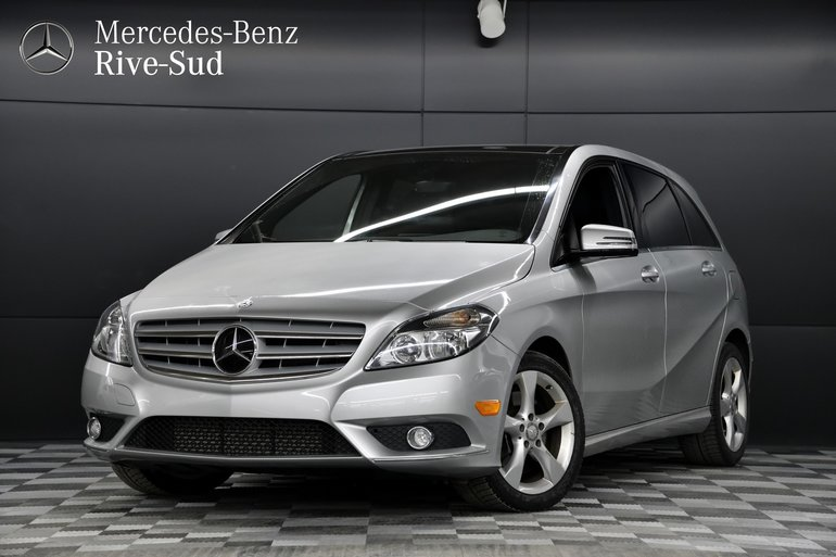 2014 Mercedes-Benz B-Class SPORTS TOURER, TOIT PANORAMIQUE