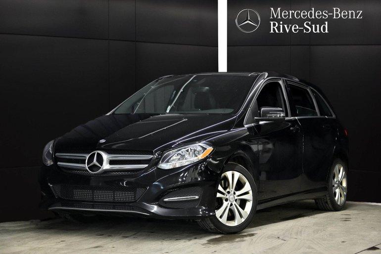 2015 Mercedes-Benz B-Class B250 TOIT PANORAMIQUE + NAVIGATION
