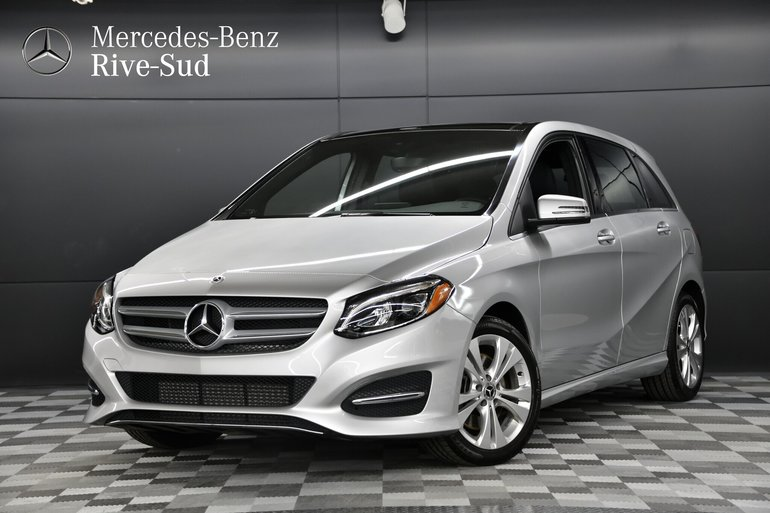 2018 Mercedes-Benz B-Class 250 Sports Tourer 4MATIC, EDITION AVANTGARDE