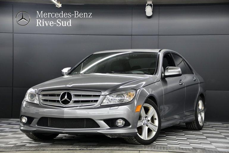 2009 Mercedes-Benz C-Class C300, TOIT OUVRANT