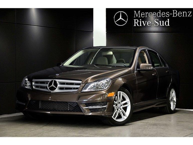 2013 Mercedes-Benz C-Class C 300 4MATIC,LED ,TOIT OUVRANT