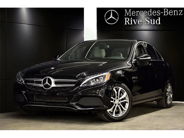 2015 Mercedes-Benz C-Class C300 4MATIC, TOIT PANORAMIQUE, LED