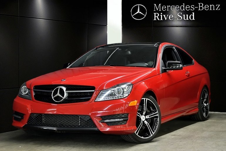 2015 Mercedes-Benz C-Class C350 4MATIC, INTELLIGENT DRIVING PACKAGE