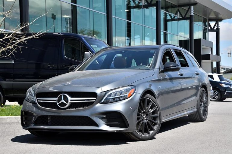 2019 Mercedes-Benz C43 AMG 4MATIC Wagon