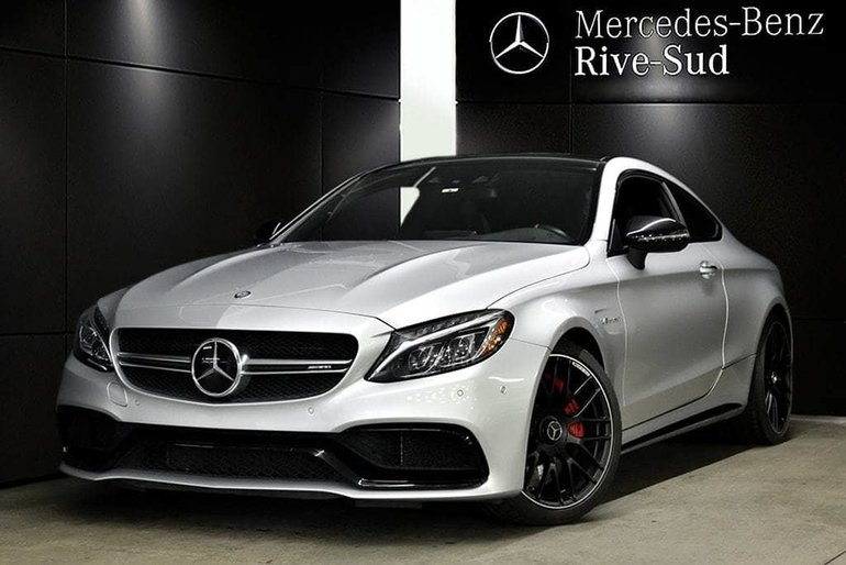 2017 Mercedes-Benz C63 AMG S AMG, Coupe, HEADS-UP DISPLAY
