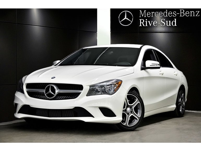 2014 Mercedes-Benz CLA-Class CLA250 4MATIC FINANCEMENT A PARTIR DE 0.9%