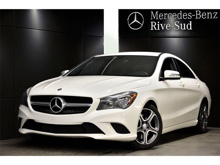 2014 Mercedes-Benz CLA-Class CLA250 FINANCEMENT A PARTIR DE 0.9%