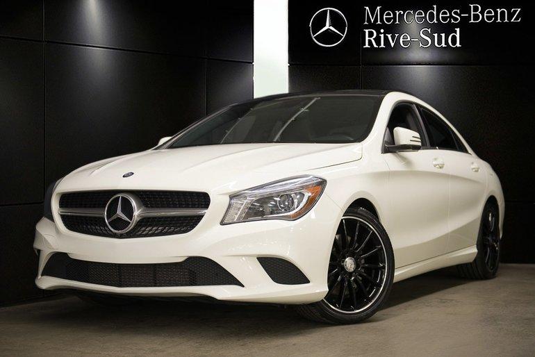 2014 Mercedes-Benz CLA-Class CLA250 4MATIC