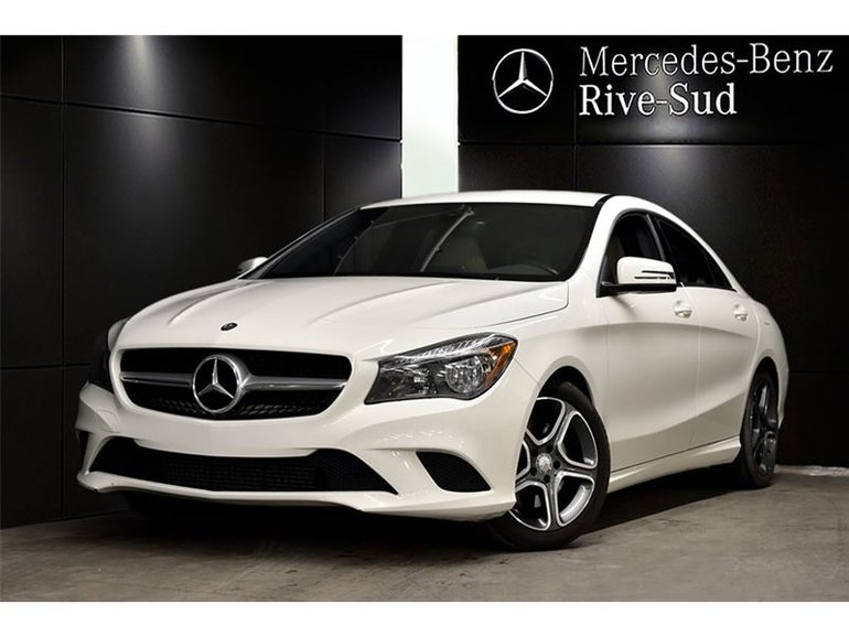 2015 Mercedes-Benz CLA-Class CLA250 4MATIC, CUIR BLUETOOTH, 0.9%