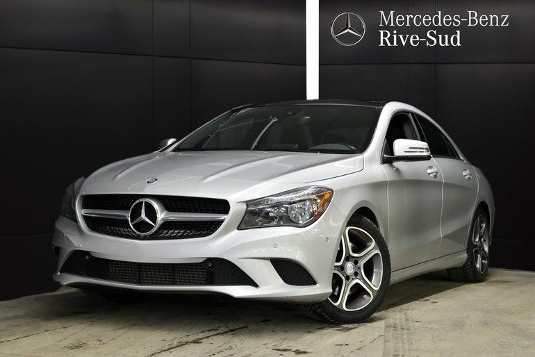 2015 Mercedes-Benz CLA-Class CLA250 4MATIC, TOIT PANO, NAVIGATION