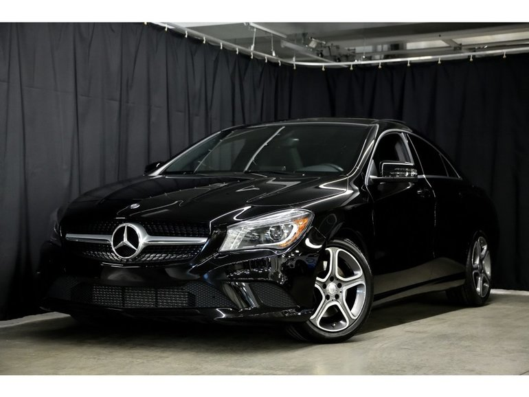 2016 Mercedes-Benz CLA-Class CLA250,Bi-Xenon,Toit PAnoramique