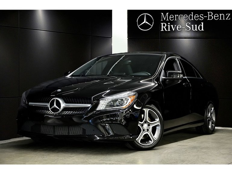 2016 Mercedes-Benz CLA-Class CLA250, Bi-Xenon, Toit Panoramique
