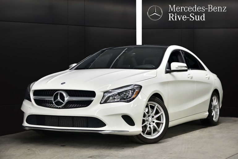 2018 Mercedes-Benz CLA-Class CLA250 4MATIC, TOIT PANORAMIQUE, NAVIGATION