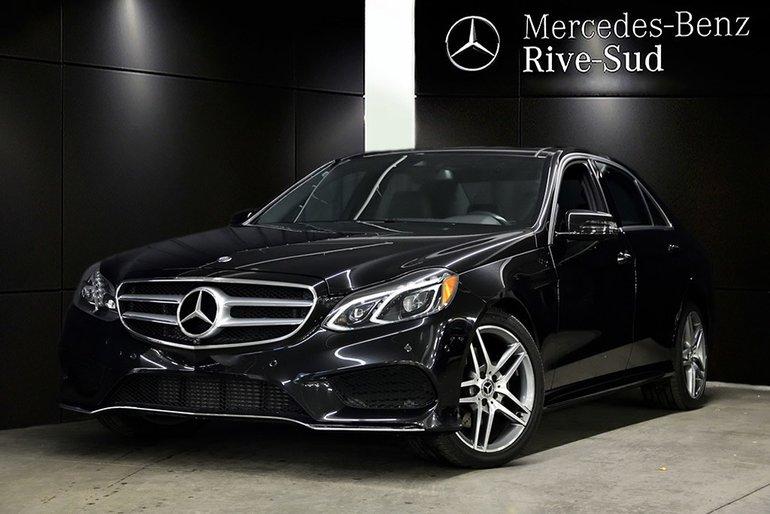 2015 Mercedes-Benz E-Class E250 BlueTEC 4MATIC,Camera 360,TOIT PANORAMIQUE