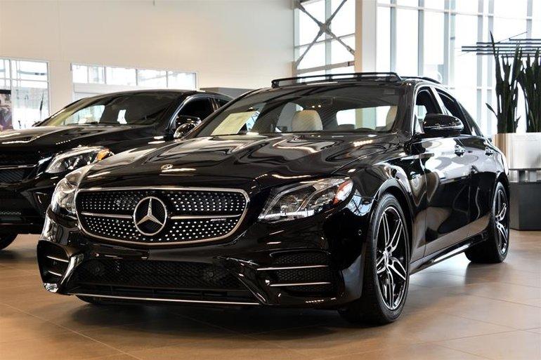 Star Auto Parts >> New 2019 Mercedes-Benz E53 AMG 4MATIC+ Sedan for sale ...