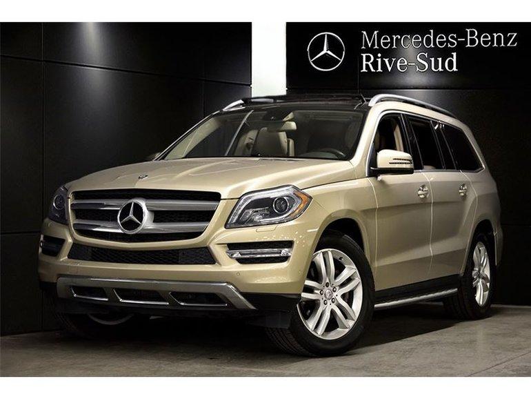 2013 Mercedes-Benz GL-Class GL 350 BlueTEC,System Divertissement
