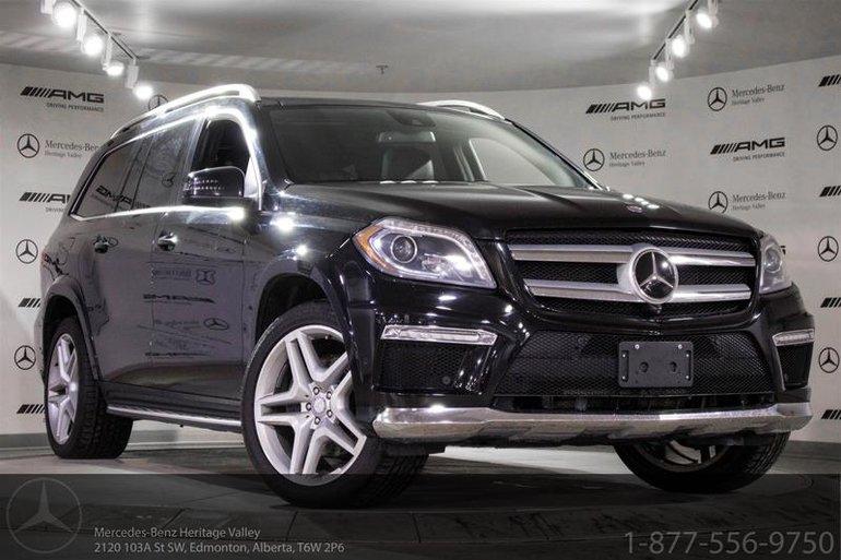 2014 Mercedes-Benz GL550 4MATIC
