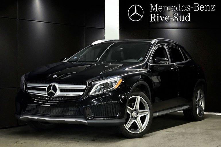 2015 Mercedes-Benz GLA-Class GLA250 4MATIC, TOIT PANORAMIQUE, NAVIGATION