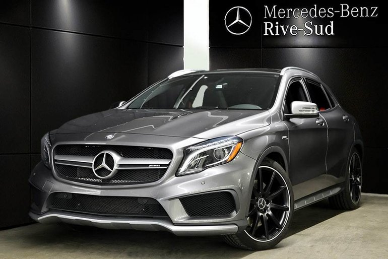 2015 Mercedes-Benz GLA-Class GLA45 AMG 4MATIC,HARMAN KARDON,TOIT PANORAMIQUE