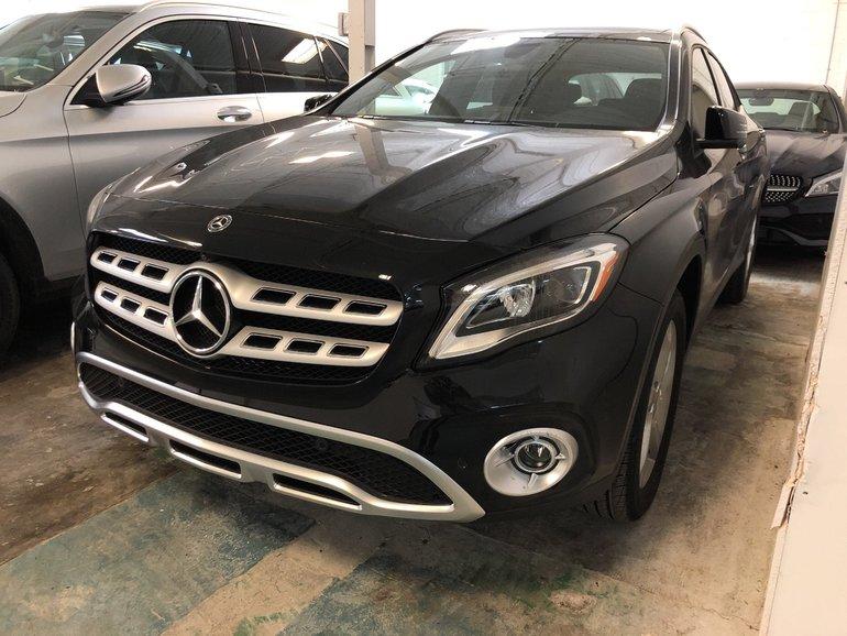 2019 Mercedes-Benz GLA250 4MATIC SUV
