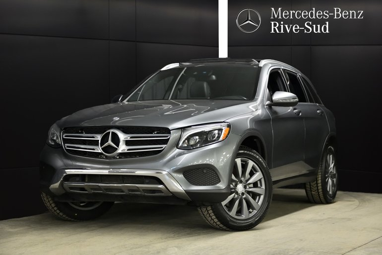 2016 Mercedes-Benz GLC-Class GLC300 4MATIC TOIT PANORAMIQUE, NAVIGATION