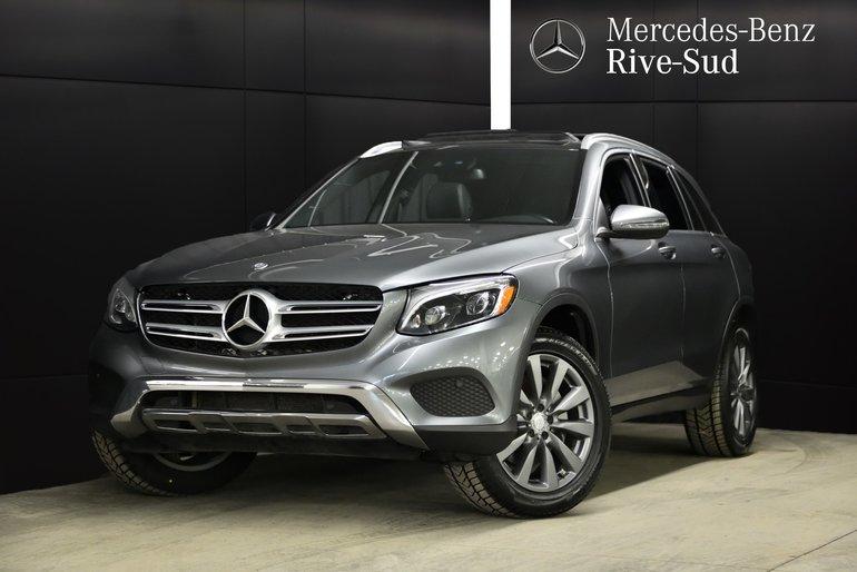 2016 Mercedes-Benz GLC-Class GLC300 4MATIC TOIT PANORAMIQUE, NAVIGATION