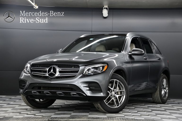 2016 Mercedes-Benz GLC-Class 300 4MATIC, ENSEMBLE SPORT/ SPORTS PACKAGE