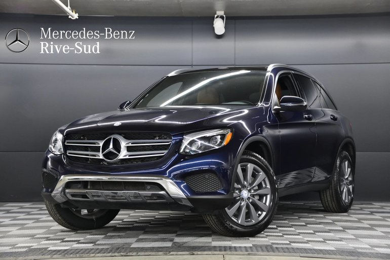 2016 Mercedes-Benz GLC 300 4MATIC, ENSEMBLE EXCLUSIF