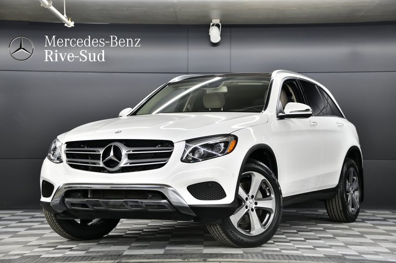 2017 Mercedes-Benz GLC300 4MATIC SUV, TOIT PANORAMIQUE