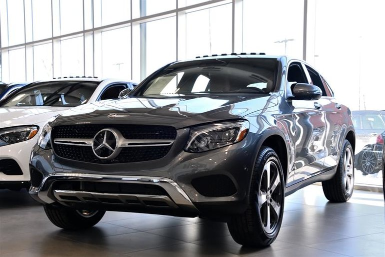 New 2019 Mercedes-Benz GLC300 4MATIC Coupe for sale ...