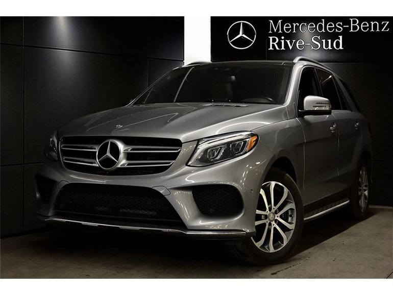 2016 Mercedes-Benz GLE-Class 350d 4MATIC, LED INTELLIGENT, TOIT PANORAMIQUE