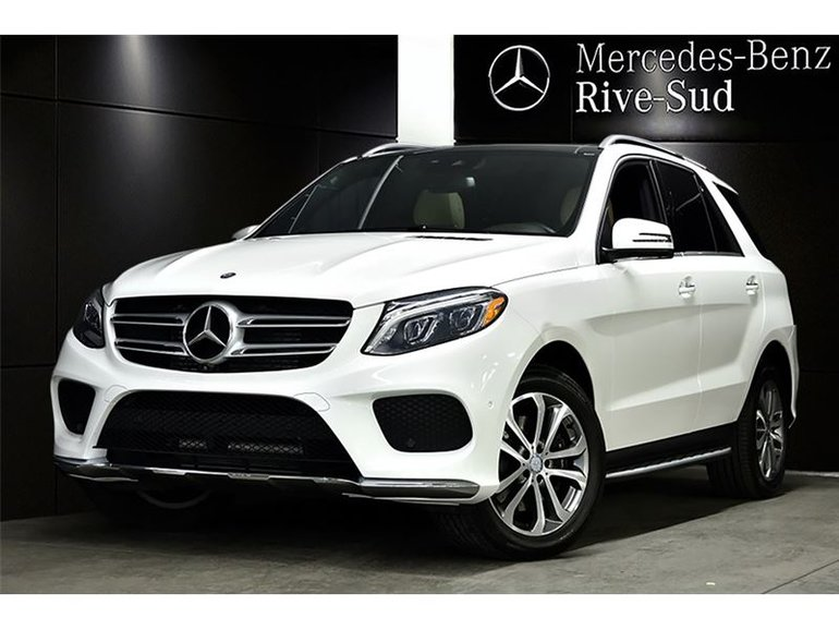 2016 Mercedes-Benz GLE-Class GLE 350d 4MATIC,LED INTELLIGENT,TOIT PANORAMIQUE