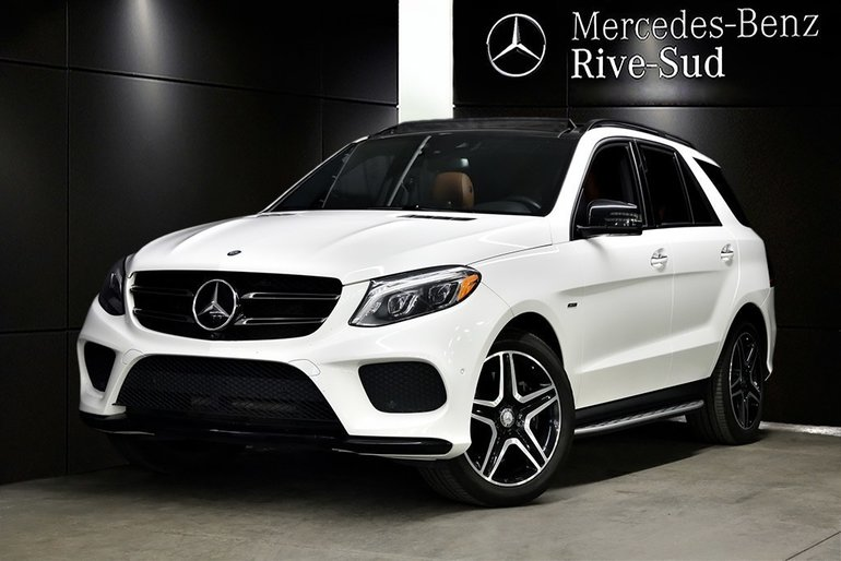 2016 Mercedes-Benz GLE-Class GLE450 AMG, NIGHT PACKAGE, NAVIGATION