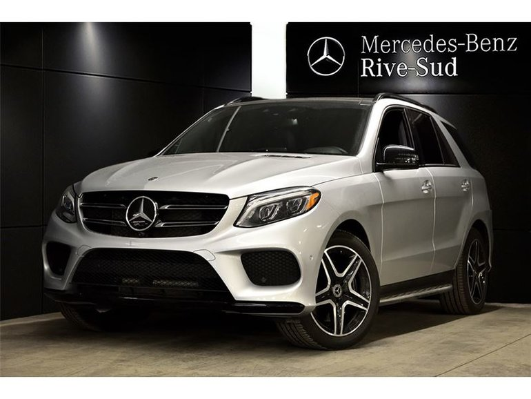 2017 Mercedes-Benz GLE-Class GLE400,Toit Panoramique,Intelligent Pkg, Night Pkg
