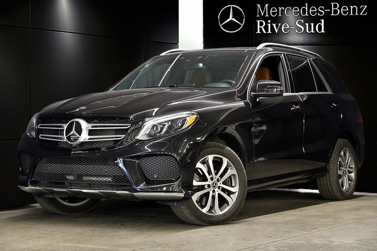2018 Mercedes-Benz GLE-Class GLE400 4MATIC, SIEGES VENTILÉS, INTELLIGENT PACKAG