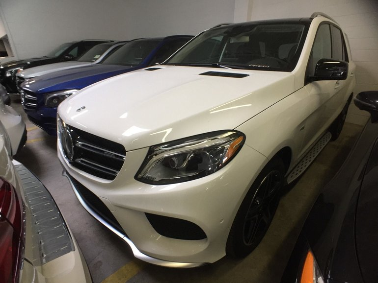 2019 Mercedes-Benz GLE43 AMG 4MATIC SUV