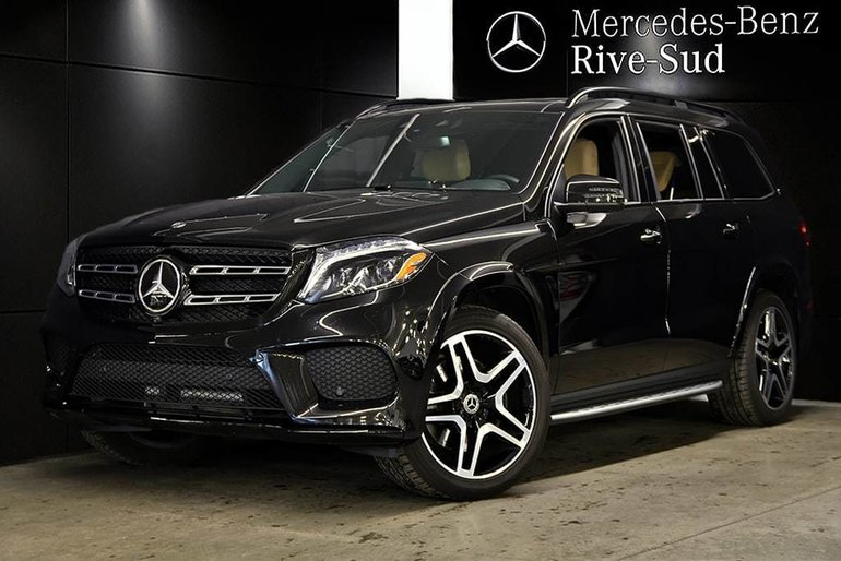2018 Mercedes-Benz GLS450 4MATIC, DISTRONIC, AMG PACKAGE