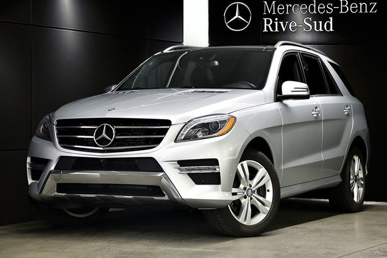 2015 Mercedes-Benz M-Class ML350 BlueTEC 4MATIC, TOIT PANORAMIQUE