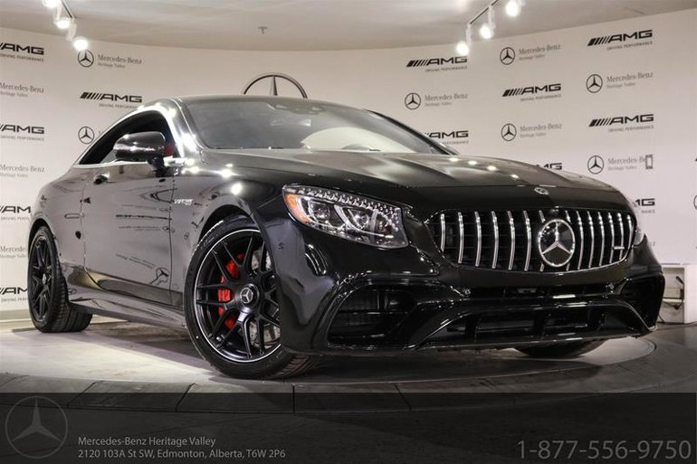 New 2019 Mercedes Benz S63 Amg 4matic Coupe For Sale 226936 25