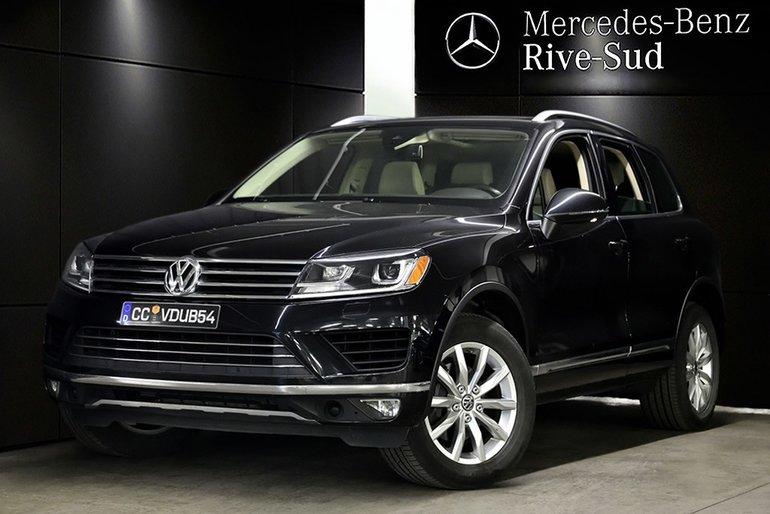 2016 Volkswagen Touareg 3.6L Highline, TOIT PANORAMIQUE, NAVIGATION