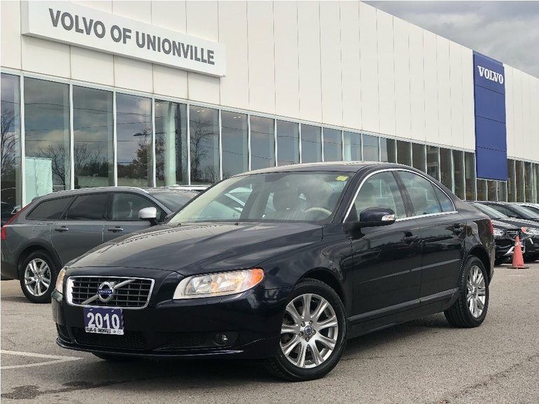 Used 2010 Volvo S80 3 2 FWD A SUNROOF,HEATED SEATS