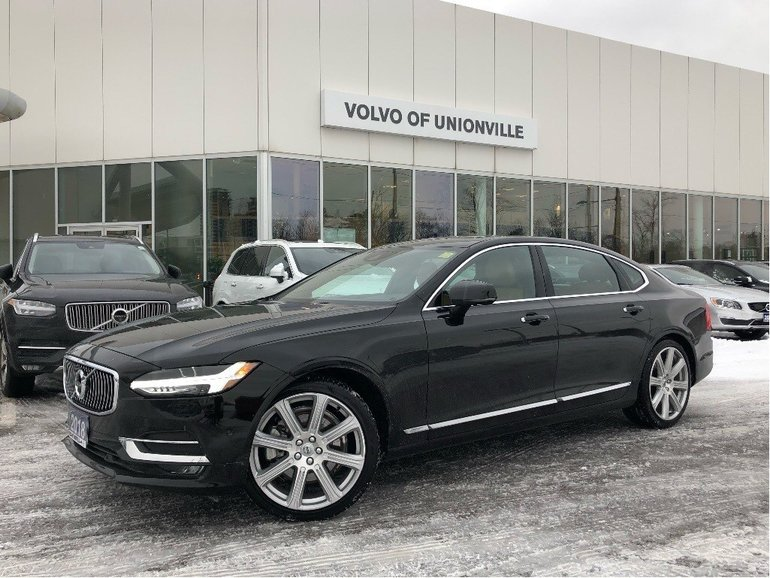 2018 Volvo S90 T6 AWD Inscription FINANCE AVAILABLE FROM 0.9% O.A