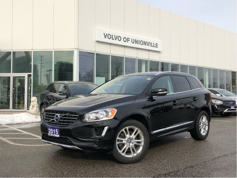 2015 Volvo XC60 T5 Drive-E FWD Premier Plus FINANCE FROM 0.9% O.A.